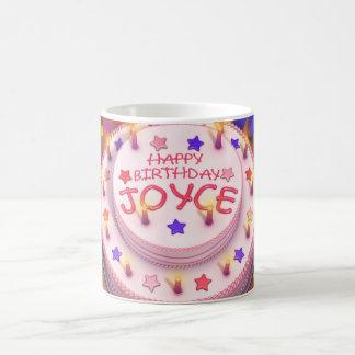 ジョイスのお誕生日ケーキ コーヒーマグカップ
