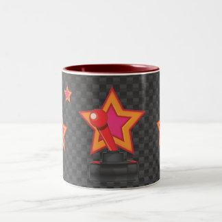 ジョイスティック ツートーンマグカップ