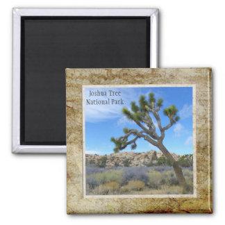 ジョシュアツリーの国立公園の磁石! マグネット