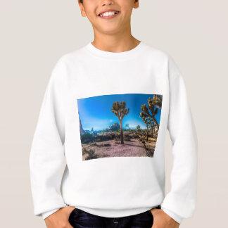 ジョシュアツリーの国立公園 スウェットシャツ