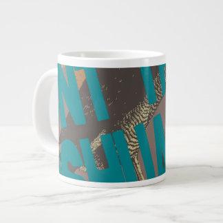 ジョシュアツリーを処分しないで下さい ジャンボコーヒーマグカップ