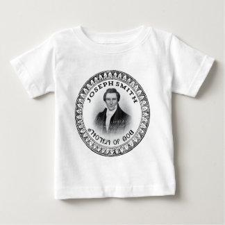 ジョセフスミス神の予言者 ベビーTシャツ