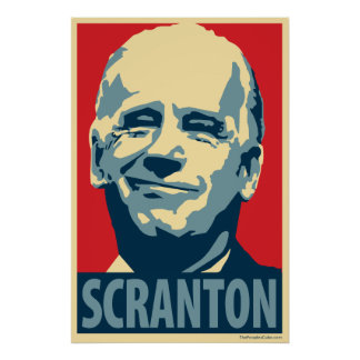 ジョセフ・バイデン- Scranton: OHPポスター ポスター