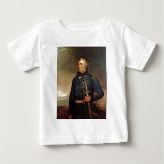 ジョセフ・ヘンリーブッシュ著ザカリー・テイラー大統領 ベビーTシャツ