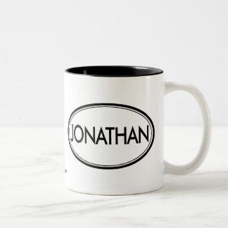 ジョナサン ツートーンマグカップ