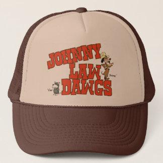 ジョニーの法律のDawgsのトラック運転手の帽子 キャップ