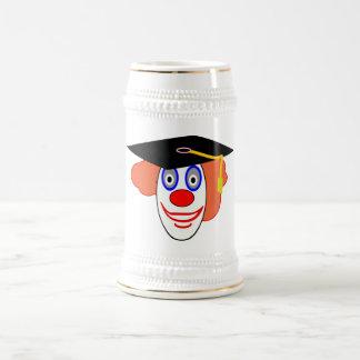 ジョニーの自動ピエロの漫画 ビールジョッキ