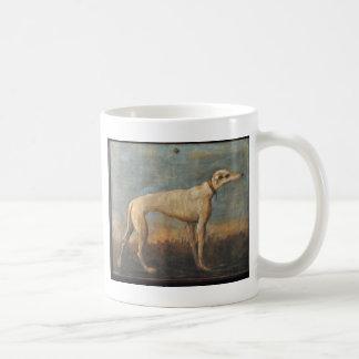 ジョバンニドメニコTiepolo著グレイハウンド コーヒーマグカップ