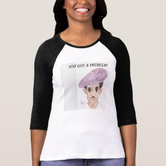 ジョバンニ問題のTシャツを得ました Tシャツ