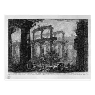 ジョバンニ著同じ細胞の寺院の残物 ポストカード