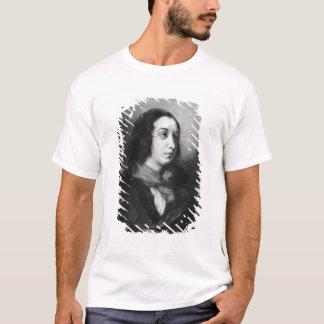 ジョルジュ・サンド1838年のポートレート Tシャツ