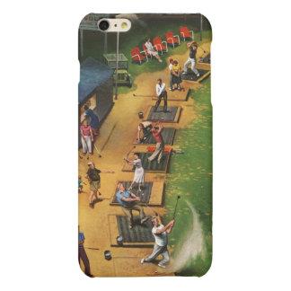 ジョンによるゴルフゴルフ練習場はつまずきます マットiPhone 6 PLUSケース