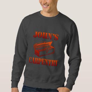 ジョンの大工仕事 スウェットシャツ