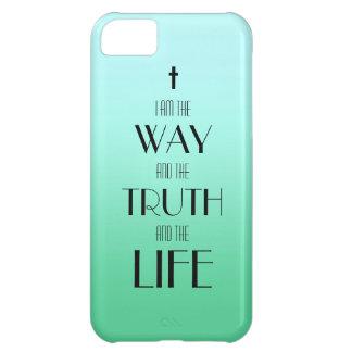 ジョンの14:6 iPhone5Cケース