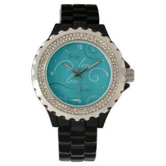 ジョンの1 4:18 腕時計