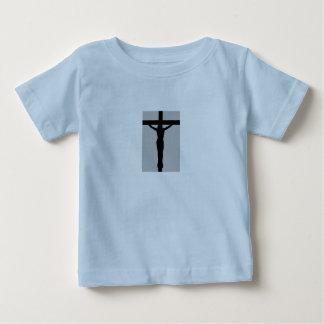 ジョンの3:16の幼児のTシャツ ベビーTシャツ