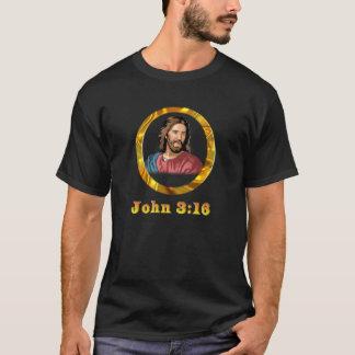 ジョンの3:16の衣類 Tシャツ