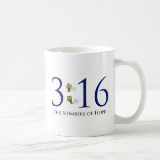 ジョンの3:16 コーヒーマグカップ