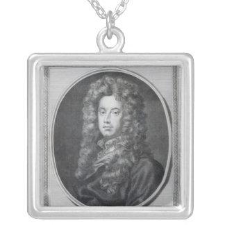ジョンのSomersジョンGolderが刻む主1785年 シルバープレートネックレス