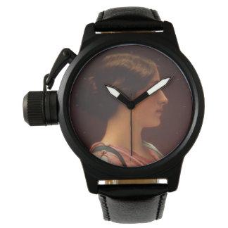 ジョンウィリアムGodward著クラシカルな美しい 腕時計