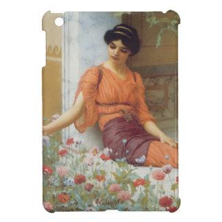 ジョンウィリアムGodward-の夏の花 iPad Miniケース
