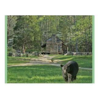 ジョンオリバーの小屋 ポストカード