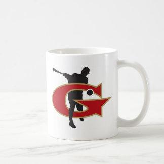 ジョンズの入り江大将 コーヒーマグカップ