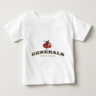 ジョンズの入り江大将 ベビーTシャツ