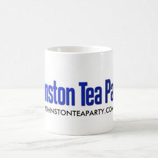 ジョンソンのお茶会のティーカップ コーヒーマグカップ