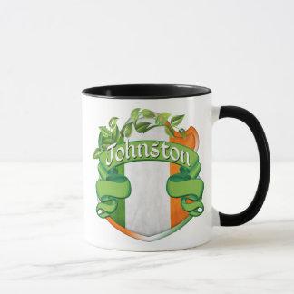 ジョンソンのアイルランド人の盾 マグカップ