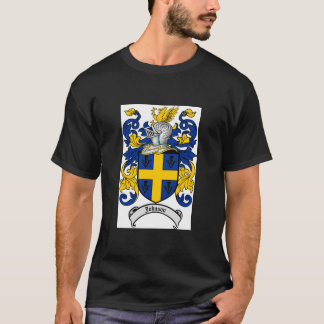 ジョンソンの家紋-紋章付き外衣 Tシャツ
