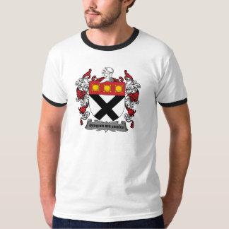 ジョンソンの男性ワイシャツ Tシャツ