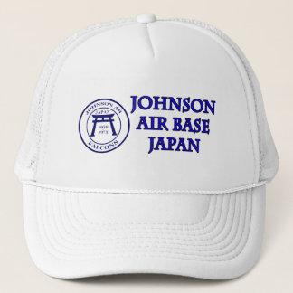 ジョンソンの航空基地の日本帽子 キャップ