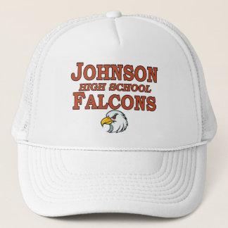 ジョンソンの高等学校の日本帽子 キャップ