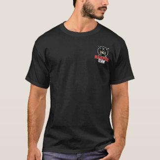 ジョンソンの麻ひも Tシャツ