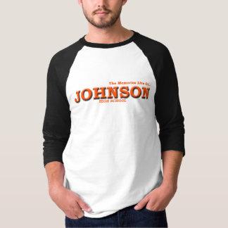 ジョンソンhs日本1960-1973年 tシャツ