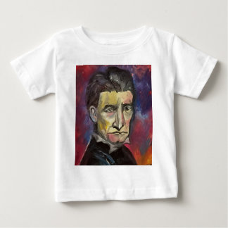ジョンブラウンの#Insta ベビーTシャツ