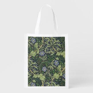ジョンヘンリーDeが印刷する海藻壁紙のデザイン エコバッグ