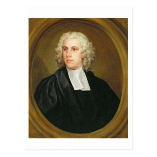 ジョンロイド、St. MildredのBroad Streetの牧師補、 ポストカード
