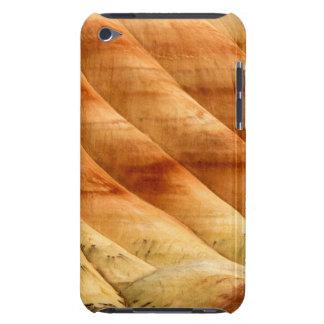 ジョン日の化石のベッド2の色彩の鮮やかな丘 Case-Mate iPod TOUCH ケース