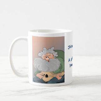 ジョン有名なAddisonのマグ コーヒーマグカップ