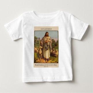 ジョン10 11 ベビーTシャツ