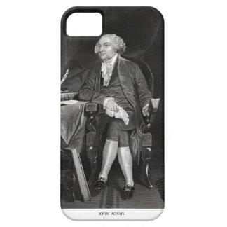 ジョン・アダムズ iPhone SE/5/5s ケース