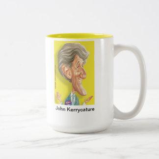 ジョン・ケリーのマグ ツートーンマグカップ