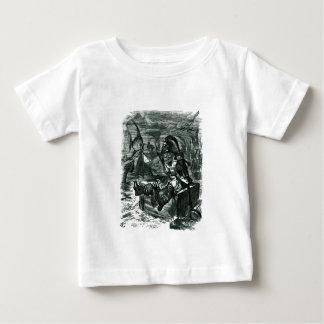 ジョン・テニエル: Davyジョーンズのロッカー ベビーTシャツ