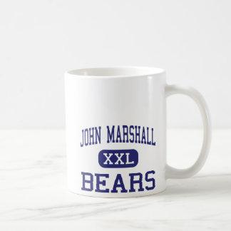 ジョン・マーシャル-くま-高オクラホマシティー コーヒーマグカップ