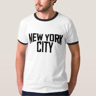 ジョン・レノンニューヨークシティのTシャツ Tシャツ