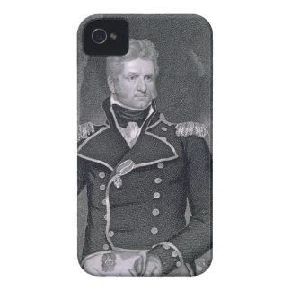 ジョンB.著刻まれるトマスMacdonough (1783-1825年) Case-Mate iPhone 4 ケース