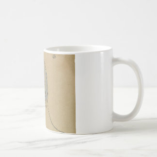 ジョンBauer -それから王子を金ゴールドの王冠置いて下さい コーヒーマグカップ