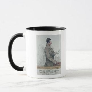 ジョンBellingham 1812年のポートレート マグカップ